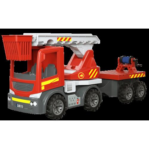 fischertechnik Easy Starter Fire Trucks
