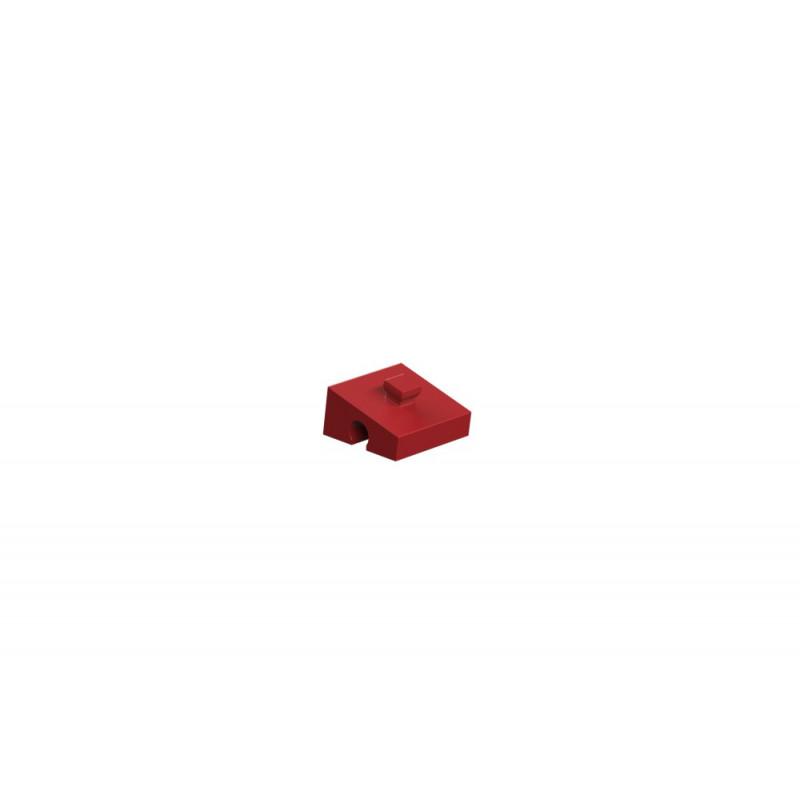 Angular Block 15 Red