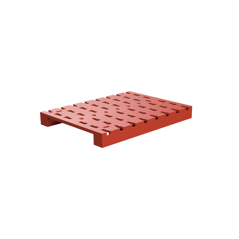 Base plate 120x90 red
